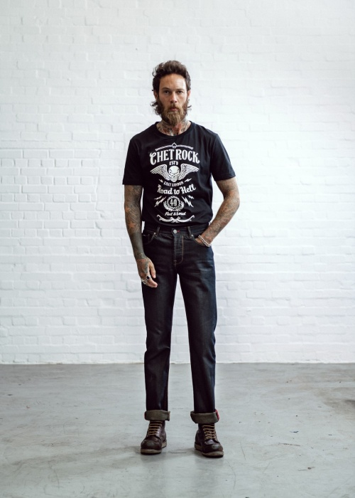 ROAD TO HELL SHORT SLEEVE T-SHIRT