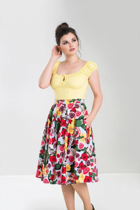 Mexico 50's Skirt
