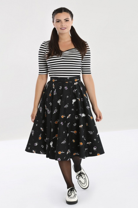 Trick or Treat 50's Skirt