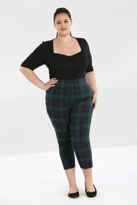Evelyn Cigarette Trousers
