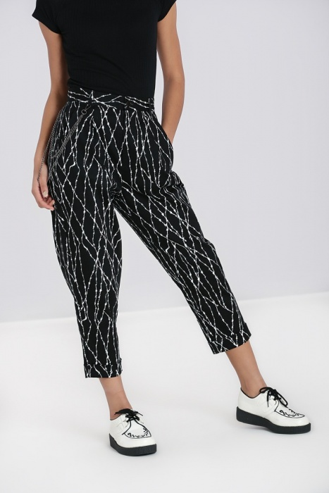 Barbed Wire Trousers