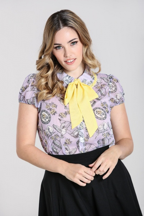 Willow Sparrow Blouse