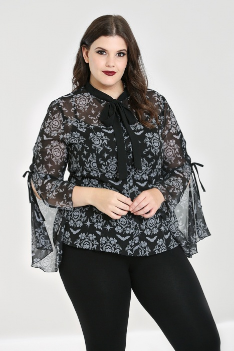 Lost Whispers Blouse