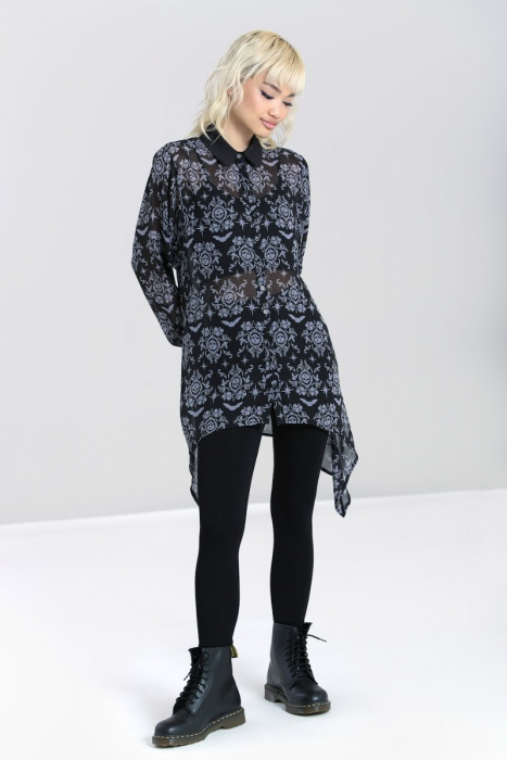 Lost Whispers Tunic