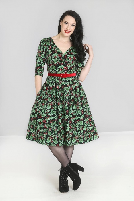 Holly Berry 50's Dress
